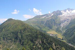 Aiguillette des Posettes mountain, France