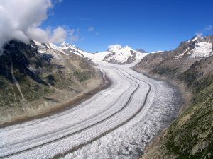 Aletsch Glacier VS, Switzerland