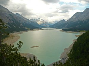 Cancano Reservoir, San Giacomo Reservoir, Italy