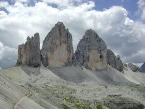 Drei Zinnen, Tre Cime di Lavaredo, Italy