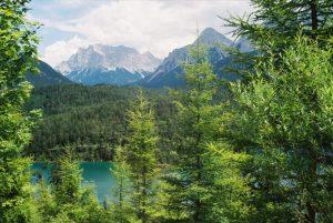 Fernpass, Blindsee, Austria