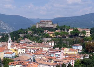 Gorizia, Castle, Italy