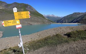 Griessee Reservoir, Griespass VS, Switzerland