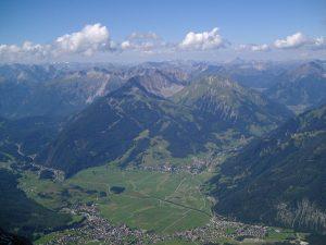 Grubigstein, Zugspitze, Ehrwald, Biberwier, Austria