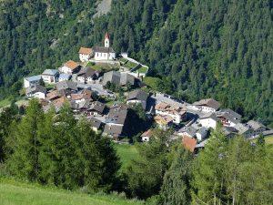 Katharinaberg, Italy
