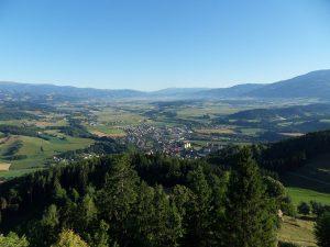 Lavanttal Valley, Austria