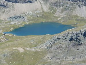 Miserin Lake, Aosta Valley, Italy