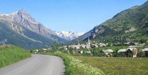 Monêtier-les-Bains, France
