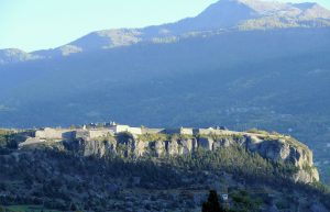 Mont-Dauphin, Fortifications, France