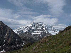 Monte Disgrazia mountain, Chiareggio, Italy