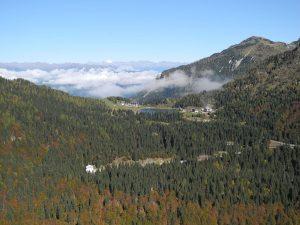Nassfeld, Passo Pramollo, Austria