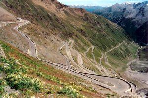 Passo di Stelvio, Stilfserjoch Pass, Italy