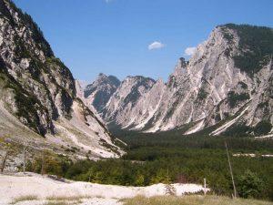 Planica Valley, Tamar, Slovenia