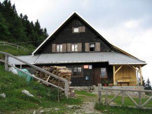 Roblekov Hut, Slovenia