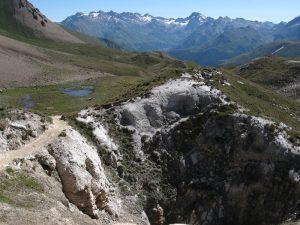 Saflisch Pass VS, Switzerland
