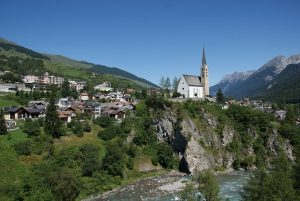 Scuol GR, Switzerland