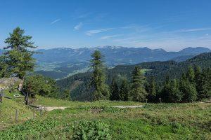 Sengsen mountain range, Austria