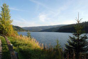 Soboth Reservoir, Austria