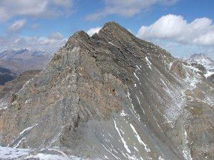 Tête d' Enchatraye mountain, France
