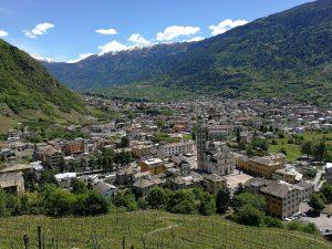 Tirano, Valtellina Valley, Italy