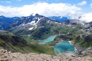 Vannino Lake, Italy