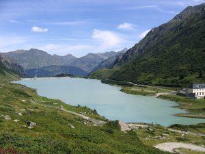 Vermuntsee Reservoir, Montafon, Austria